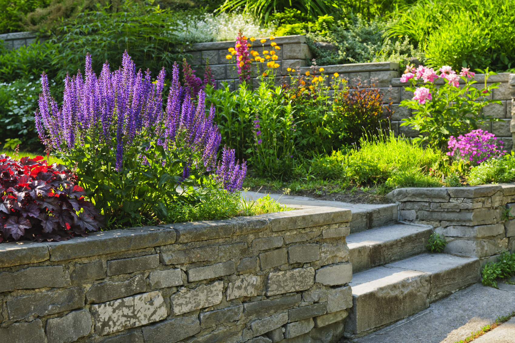 How To Lay A Patio with Paving Slabs