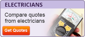 Compare electricians quotes for bathroom electrics and other household electrical work